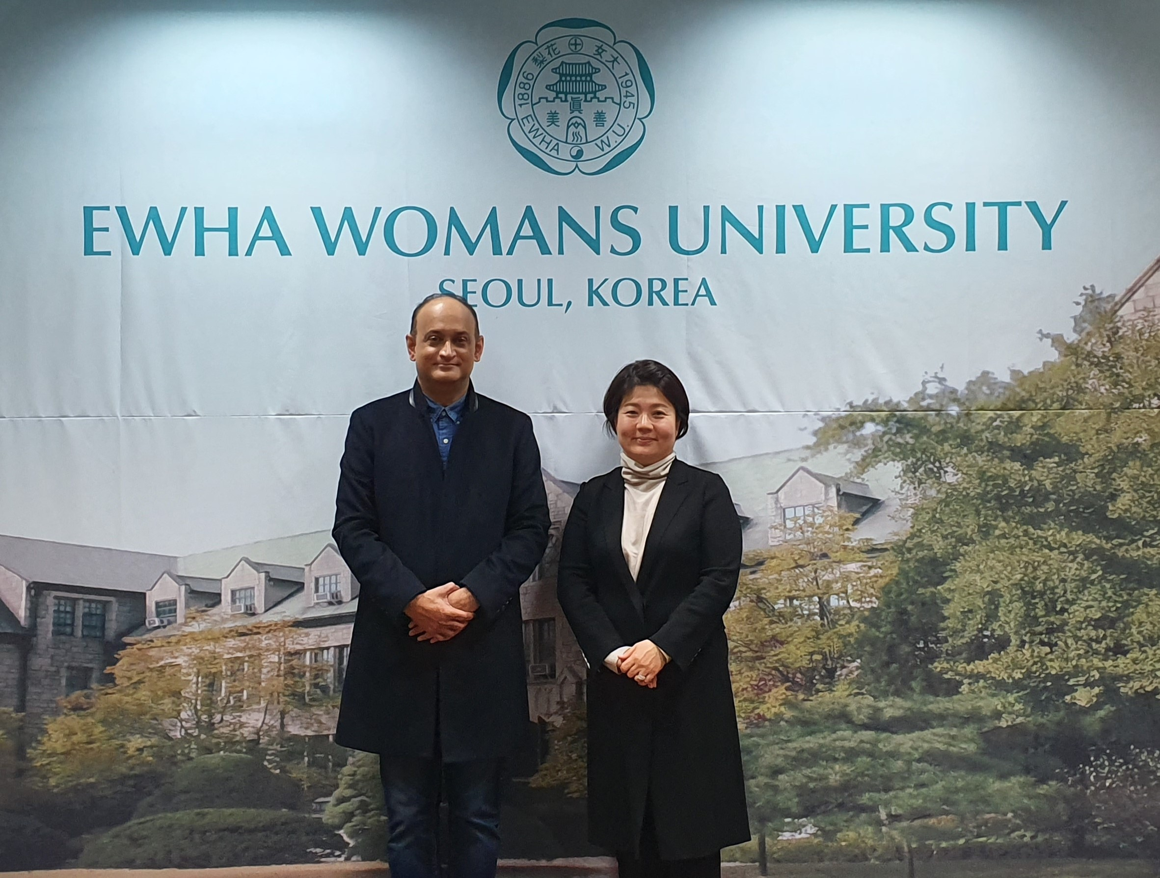 Lingnan University visits OIA 대표이미지