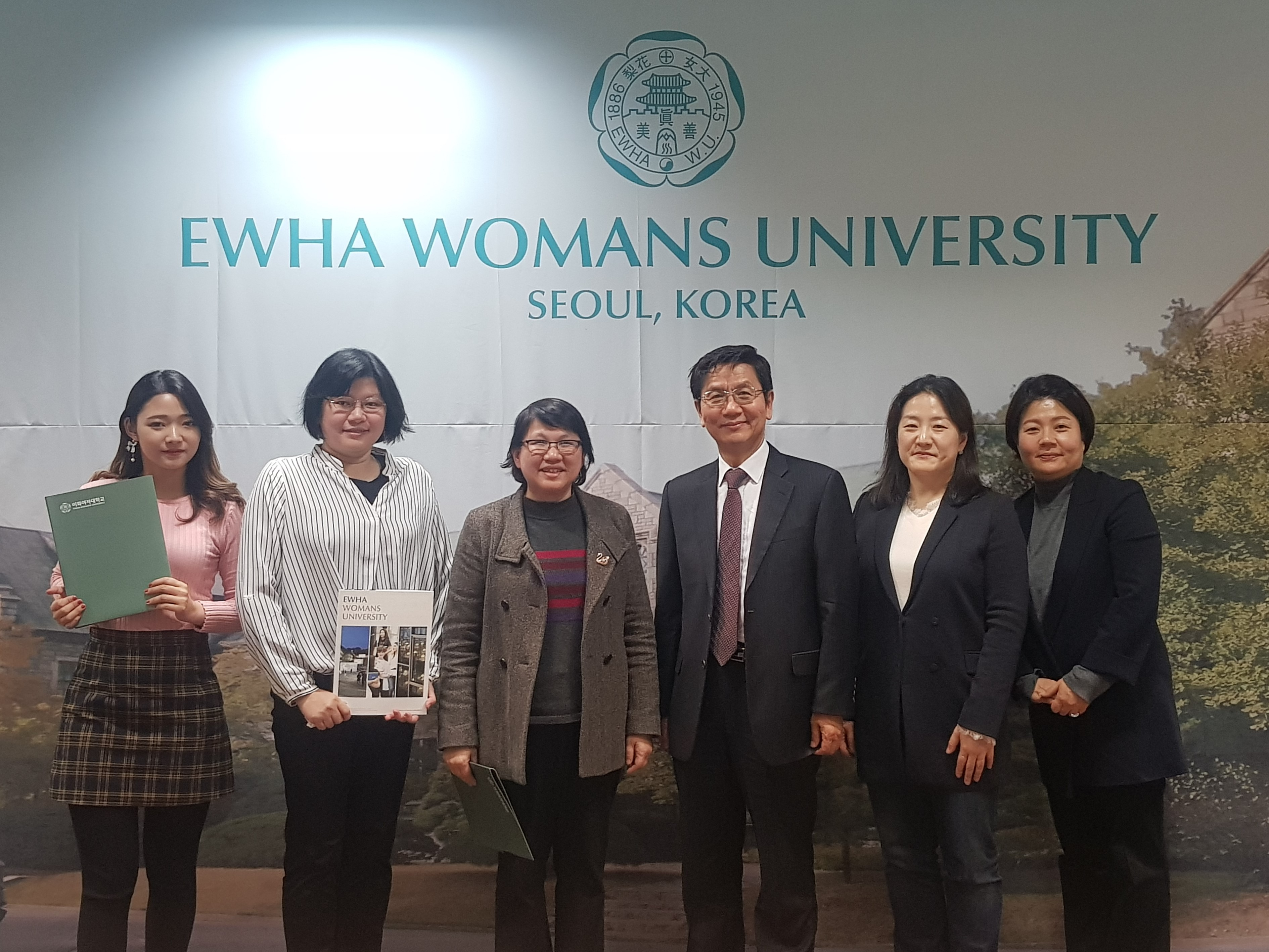 National Taipei University of Education visits Ewha OIA 대표이미지